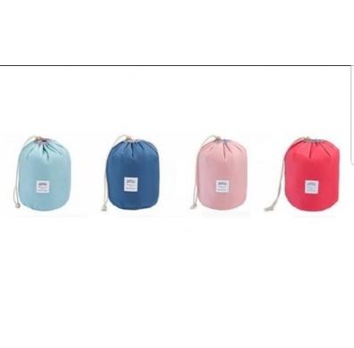 Travel Make Up Cosmetic Bag + Mini Purse