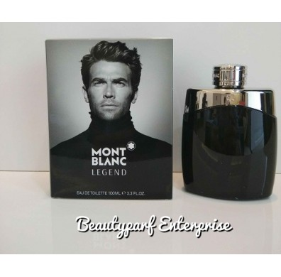 Mont Blanc - Legend Men 100ml EDT Spray - DAILY DEAL!!