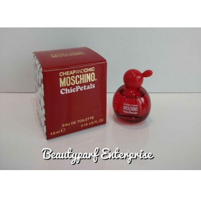 Moschino Cheap & Chic Petals 4.9ml EDT Non Spray