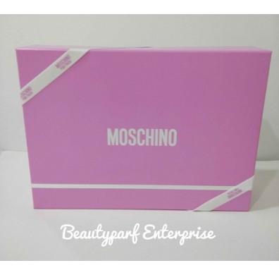 Moschino Pink Fresh Couture Women 100ml Set