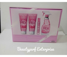 Moschino Pink Fresh Couture Women 100ml Set