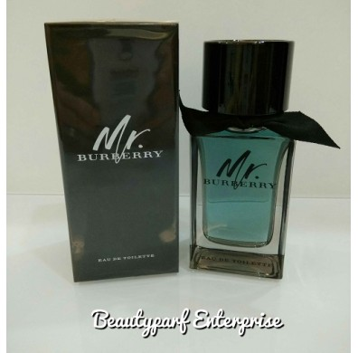 Burberry Mr Burberry 100ml EDT Spray