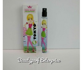 Paris Hilton Passport In Tokyo Women 7.5ml EDT Spray