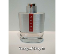 Prada Luna Rossa Men 100ml EDT Spray Tester Pack