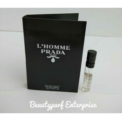 Prada L'Homme 1.5ml EDT Spray