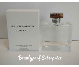 Ralph Lauren - Romance For Women Tester Pack 100ml EDP Spray