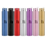 Rotary Refillable Bottle Spray 8ml Spray - Up To 80 Sprays + Perfume Refill Tools