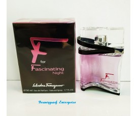 Salvatore Ferragamo - F Fascinating Night 50ml EDP Spray