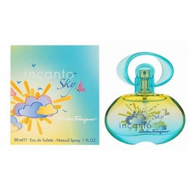 Salvatore Ferragamo - Incanto Sky 30ml EDT Spray