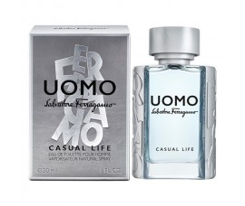 Salvatore Ferragamo - Uomo Casual Life 30ml EDT Spray