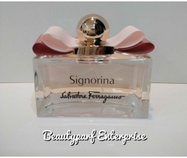 Salvatore Ferragamo - Signorina 100ml EDP Spray - Offer Till 20th April