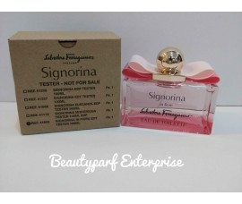 Salvatore Ferragamo - Signorina In Fiore 100ml Tester Pack EDT Spray