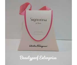 Salvatore Ferragamo - Signorina In Fiore Travel Set 5ml EDT Spray + 30ml Body Lotion