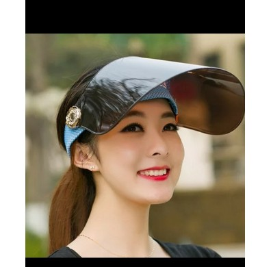 Sunshade Hat Visor Anti UV For Unisex