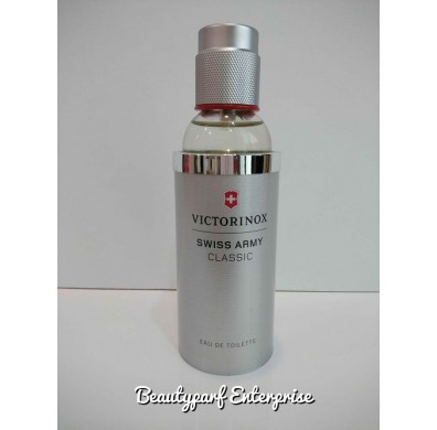 Swiss Army Classic Men 100ml EDT Spray