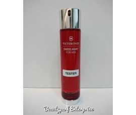 Swiss Army For Her Tester Pack 100ml EDT Spray