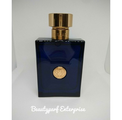 Versace Dylan Blue Men 100ml Tester Pack EDT Spray