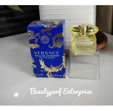 Versace Yellow Diamond Intense Women 5ml EDP Non Spray