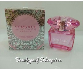 Versace Bright Crystal Absolu 90ml EDP Spray