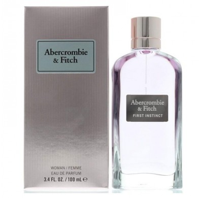 Abercrombie & Fitch First Instinct For Women 100ml EDP Spray
