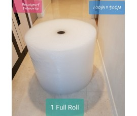 Bubble Wrap Roll 100m X 50cm Height