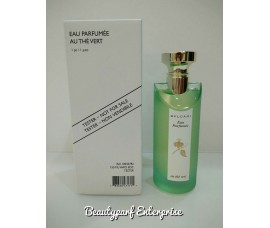 Bvlgari Au The Vert Unisex Tester Pack 150ml EDC Spray