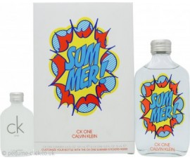 Calvin Klein - CK One Summer 100ml Set - Year 2019