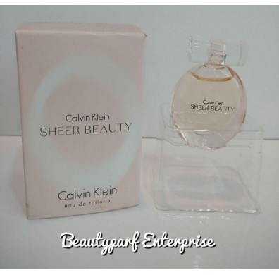 Calvin Klein - CK Sheer Beauty Women 5ml EDT Non Spray
