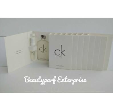 Calvin Klein - CK One For Unisex Vial 1.2ml EDT Spray
