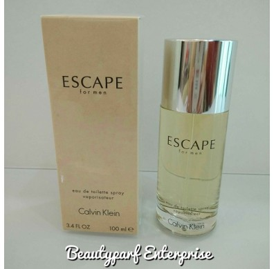 Calvin Klein – CK Escape Men 100ml EDT Spray