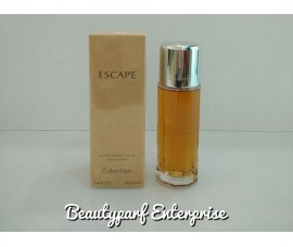 Calvin Klein – CK Escape Women 100ml EDP Spray