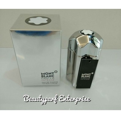 Mont Blanc - Emblem Intense 100ml EDT Spray