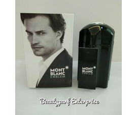 Mont Blanc - Emblem 100ml EDT Spray
