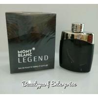 Mont Blanc - Legend Men In 5ml Refillable Spray + Free CK Euphoria Men 1.2ml EDT Spray - HOT BUY!