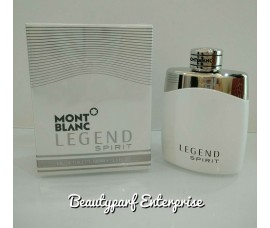 Mont Blanc - Legend Spirit 100ml EDT Spray