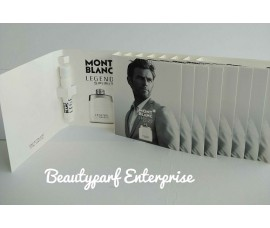 Mont Blanc Legend Spirit Men Vial 1.2ml EDT Spray