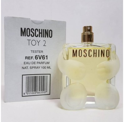 Moschino Toy 2 100ml EDP Spray Tester Pack Without Cap