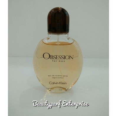 Calvin Klein – CK Obsession Men 125ml EDT Spray