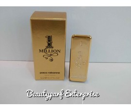 Paco Rabanne One Million Men 5ml EDT Non Spray