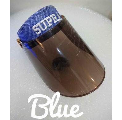 Coach New York For Men 100ml EDT Spray Tester Pack + Anti UV Sunvisor Full Face Mask