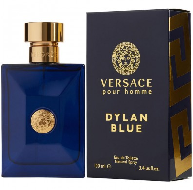 Versace Dylan Blue Men 100ml EDT Spray
