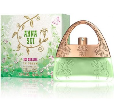 Anna Sui Dreams In Green 30ml EDT Spray