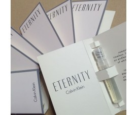 Calvin Klein - CK Eternity Women Vial 1.2ml EDP Spray