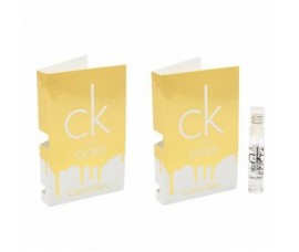 Calvin Klein - CK One Gold For Unisex Vial 1.2ml EDT Spray