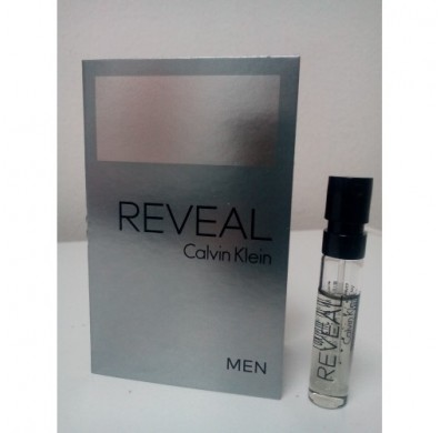 Calvin Klein - CK Reveal Men Vial 1.2ml EDT Spray