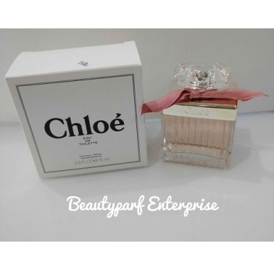 Chloe De Rose Women 75ml Tester Pack EDT Spray