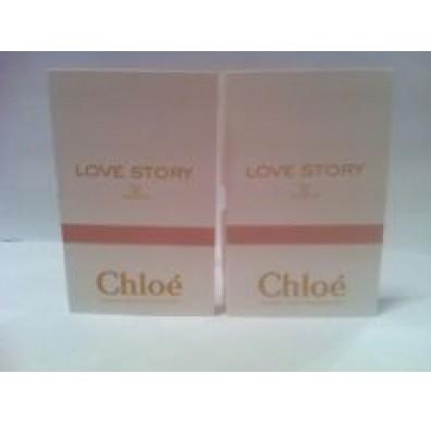 Chloe Love Story Women Vial 1.2ml EDT Spray