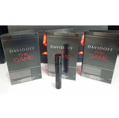 Davidoff The Game Men Vial 1.2ml EDT Spray