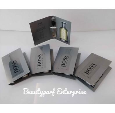 Hugo Boss Bottled Men Vial 1.5ml EDT Non Spray