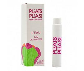 Issey Miyake Pleats Please L'eau Women 0.8ml EDT Spray